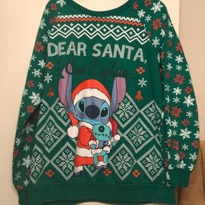 Stich Christmas Sweater